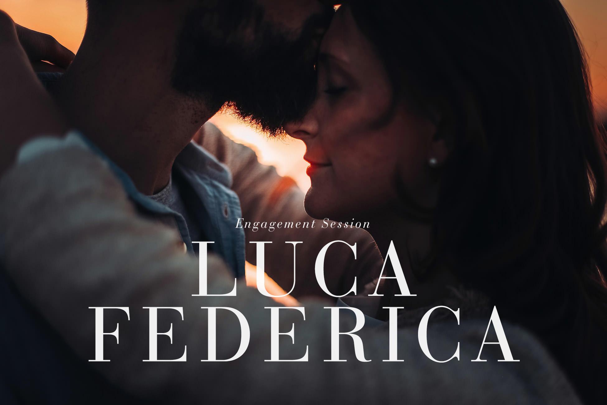 Luca + Federica