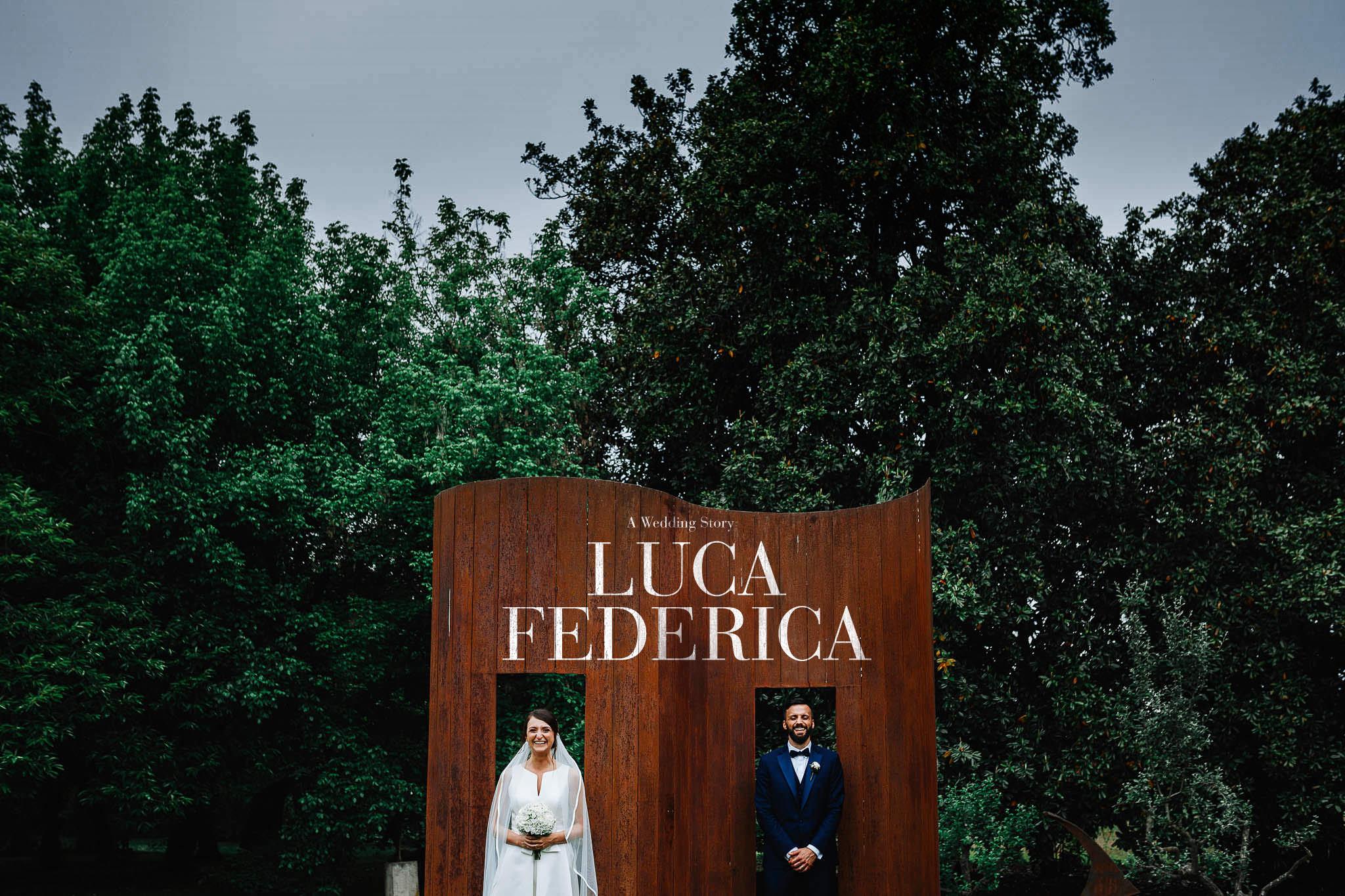 FEDERICA + LUCA - Matrimonio in Villa Marignana Benetton