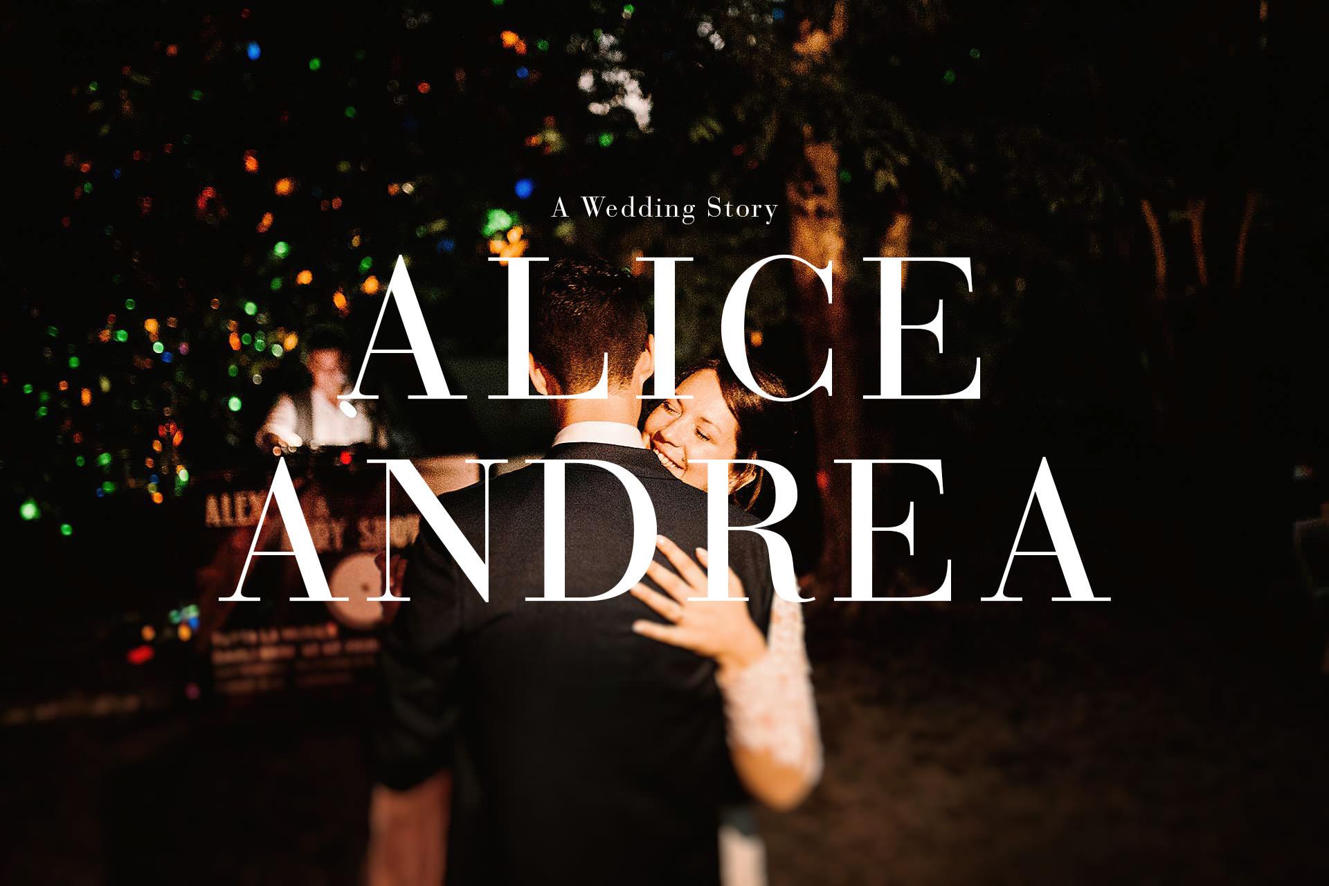 Alice + Andrea
