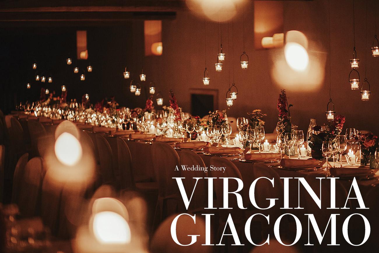 VIRGINIA + GIACOMO