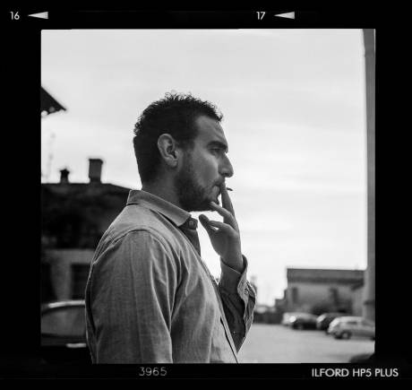 Ilford HP5 - reportage, personal work